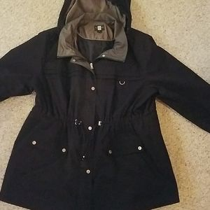 Gallery Woman Hooded, Lined Jacket